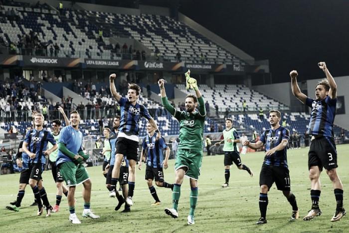 Atalanta atropela Everton e conquista importante vitória no 'grupo da morte' da UEL
