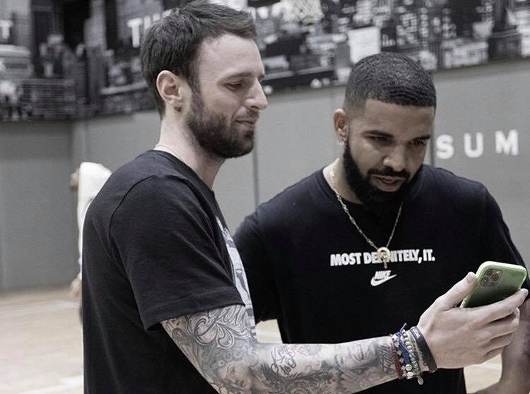 Chris Brickley hosts 'star-studded' game with Drake, Quavo, Bieber & others