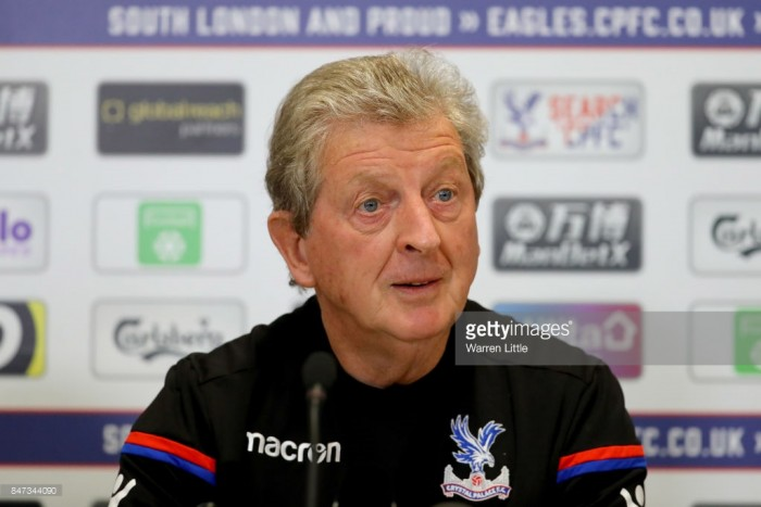 "Roy Hodgson ""satisfied"" with Crystal Palace's 0-0 draw at rivals Brighton & Hove Albion"