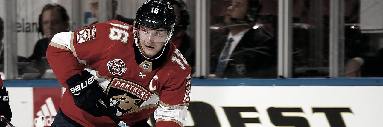 Aleksander Barkov establece un nuevo record para los Florida Panthers