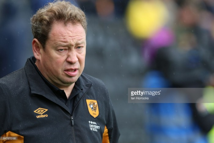 Hull City part company with manager Leonid Slutsky by mutual consent