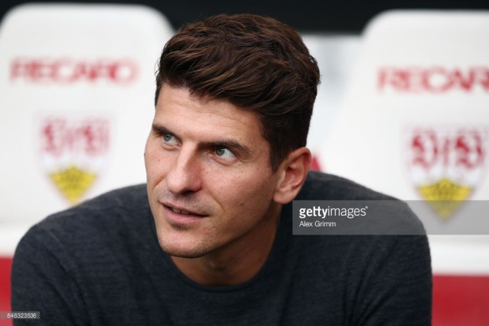 Mario Gomez heads back to Stuttgart