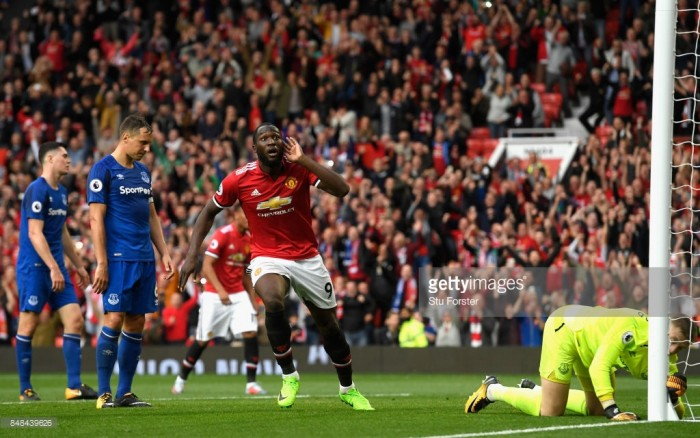 "Romelu Lukaku states that celebration against former club Everton was only ""banter"""