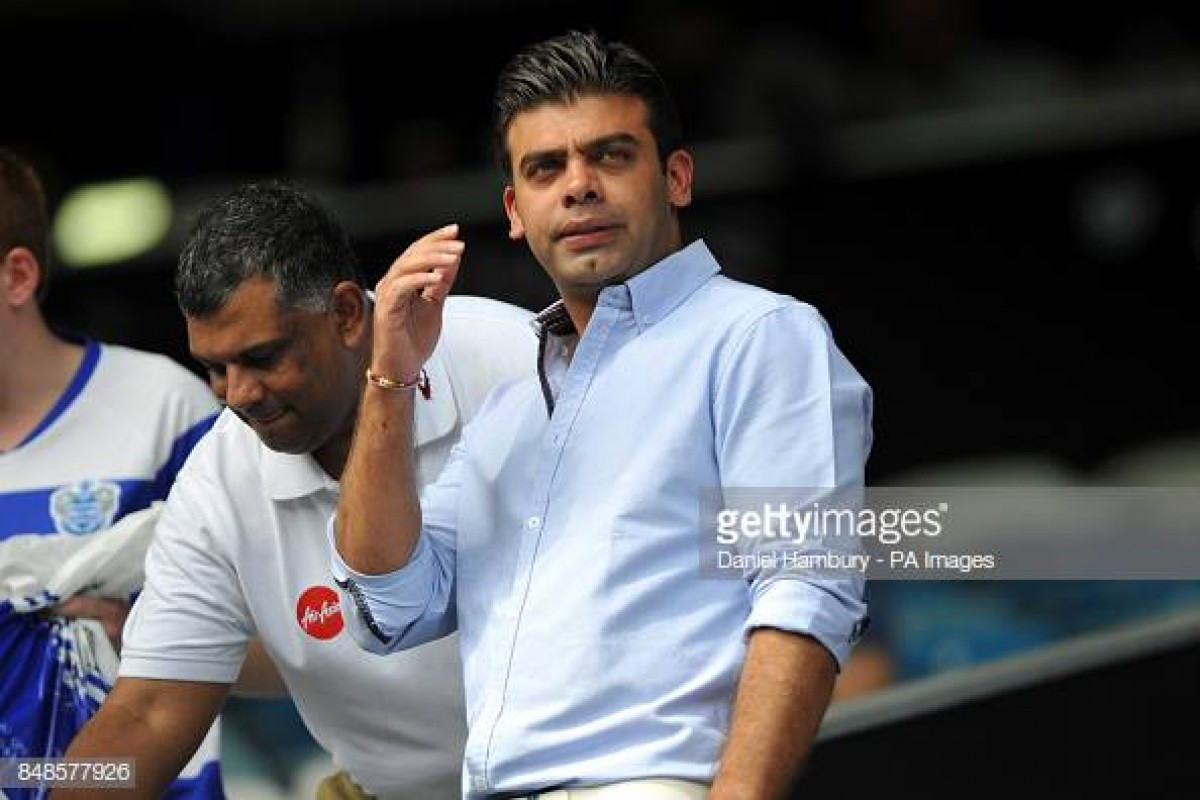 Amit Bhatia named as new chairman at QPR