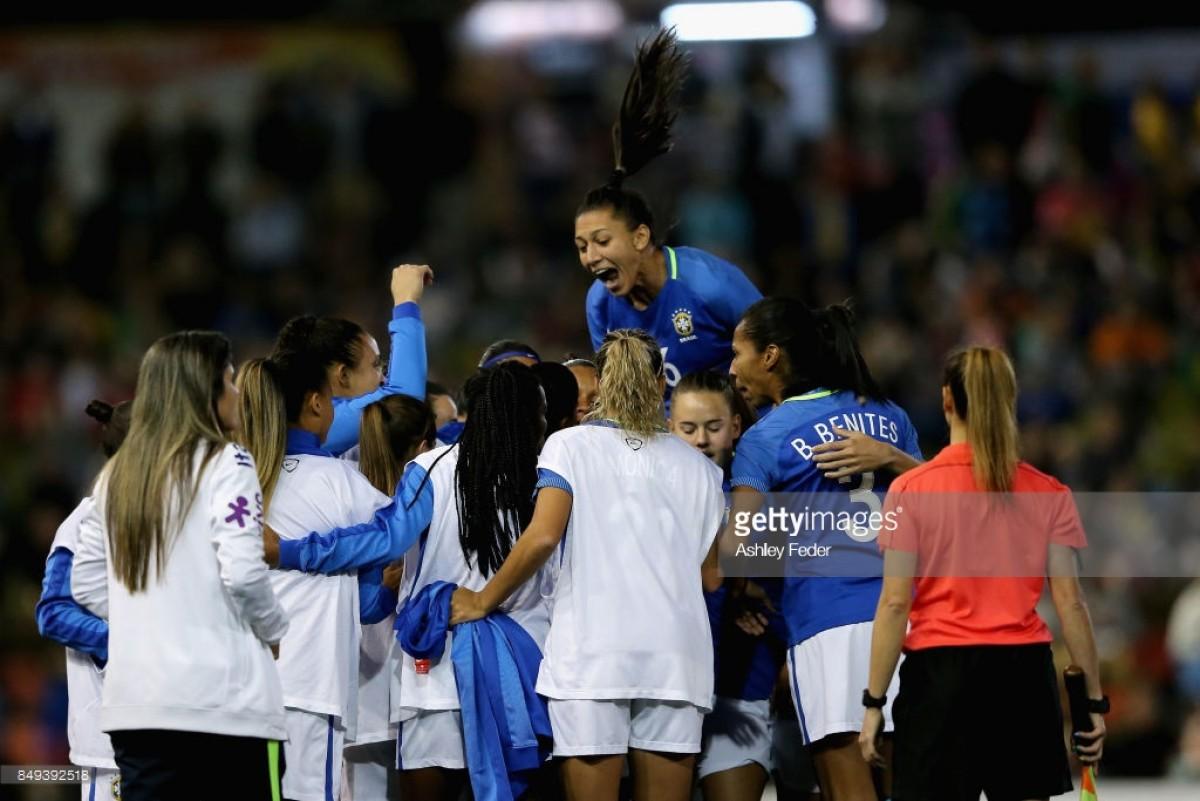Women's World Cup qualification: Copa América Femenina