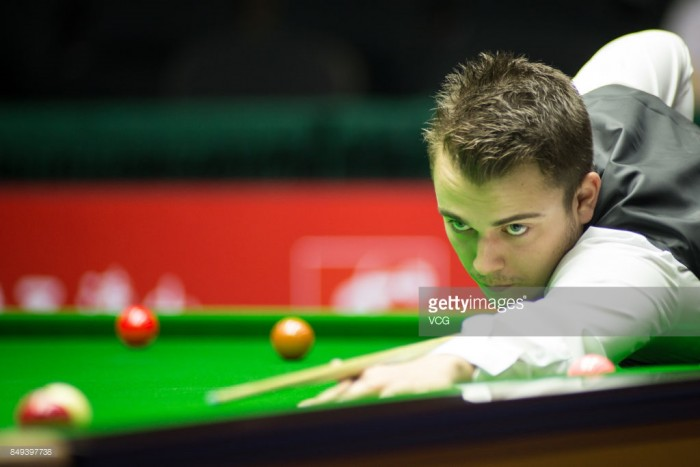 English Open: Number 91 seed Alexander Ursenbacher heads an improbable quarter-final line-up after another dramatic day