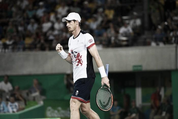 Em final histórica, Murray conquista inédito bicampeonato olímpico ao derrotar Del Potro