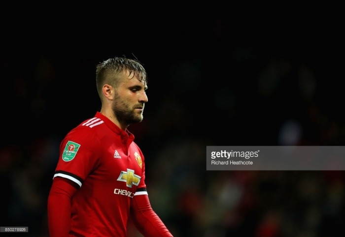 Luke Shaw linked with Southampton return in January
