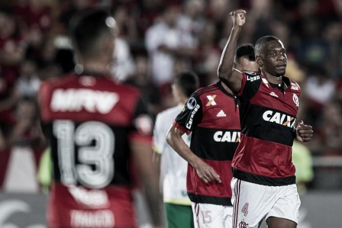 Gol diante da Chape aproxima Juan de se tornar maior zagueiro artilheiro da história do Flamengo