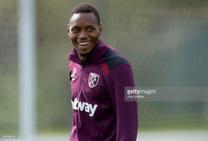 Diafra Sakho earns Senegal recall for World Cup qualifier
