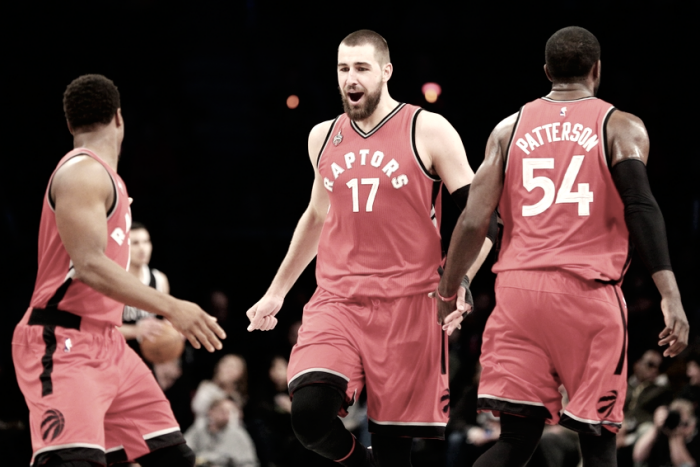 NBA - I Raptors battono a fatica i Nets: a Brooklyn finisce 103 - 95