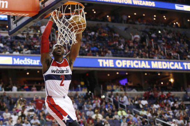 Washington Wizards Move Past Undermanned Atlanta Hawks 108-99