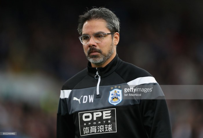 "David Wagner ""very happy"" with Huddersfield's defensive efforts after 0-0 stalemate at Burnley"