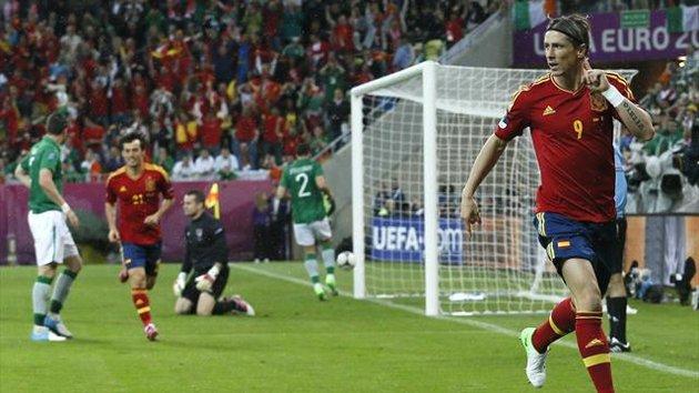 Irlanda cae goleada ante España y se despide del torneo