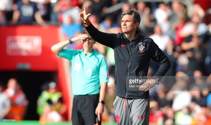 Southampton should have come away with at least a point, says boss Mauricio Pellegrino