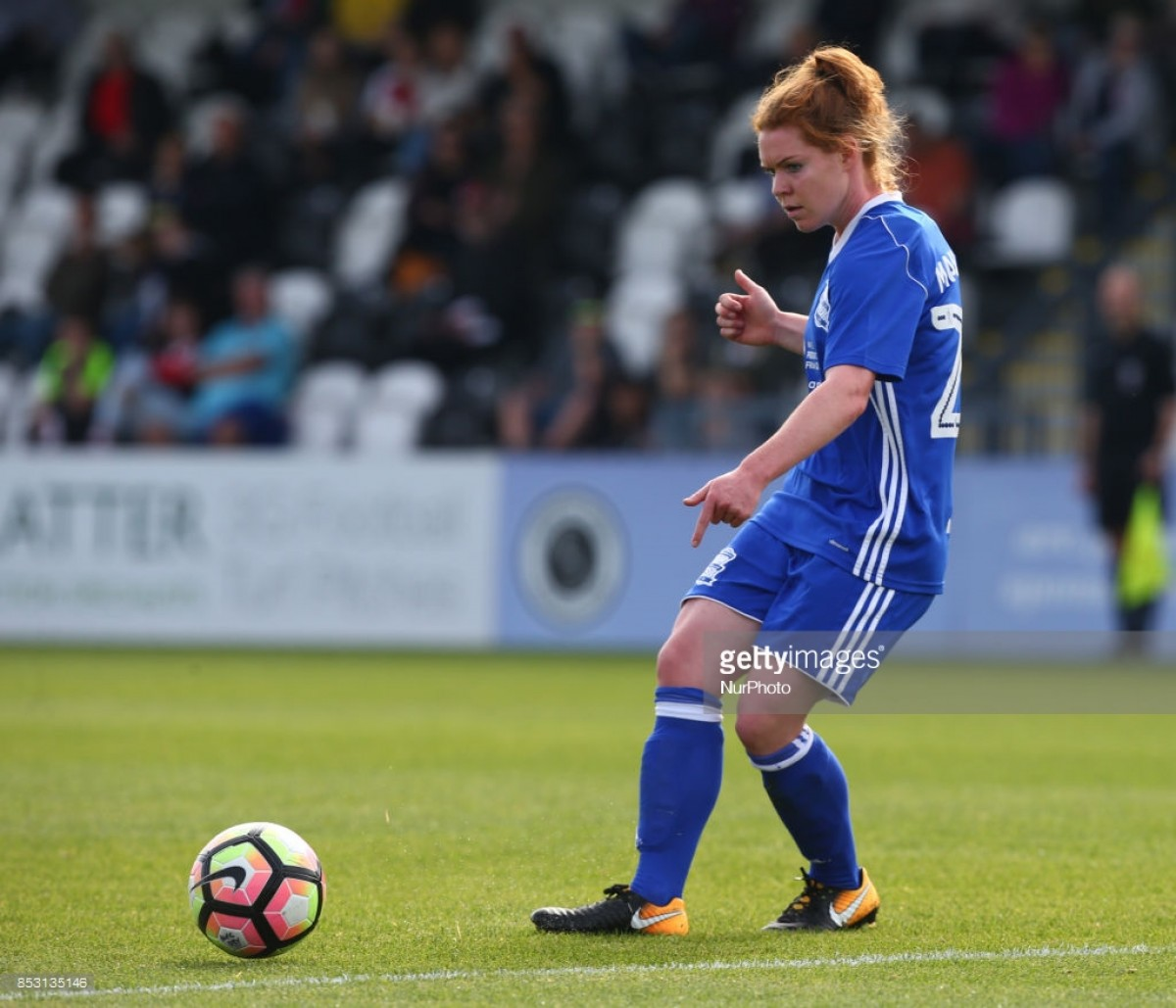 Aoife Mannion reflects on last-minute loss in London