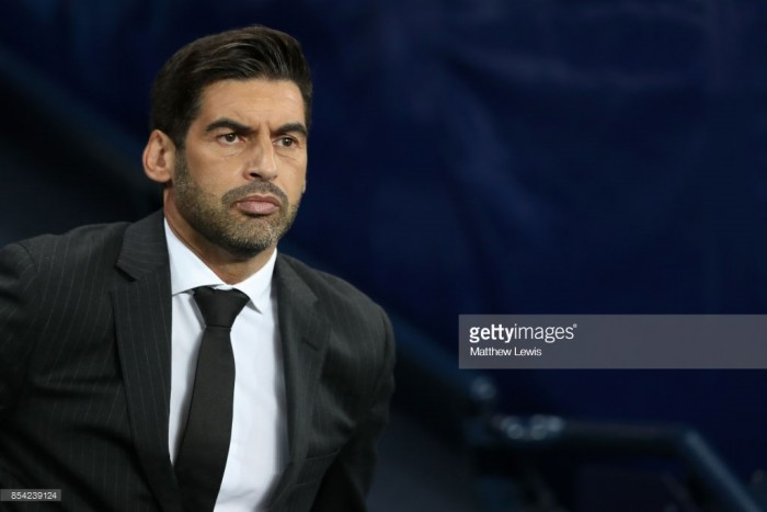 Everton reportedly considering summer move for Shakhtar Donetsk boss Paulo Fonseca