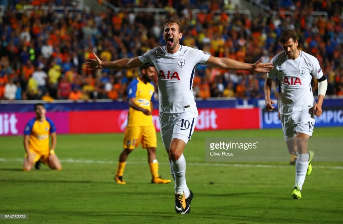 Tottenham Hotspur vs APOEL Nicosia Preview: Spurs look to finish their Champions League group stage unbeaten