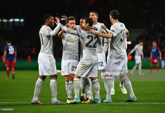 CSKA Moscow 1-4 Manchester United: Romelu runs riot in Russia as United breeze past CSKA Moscow