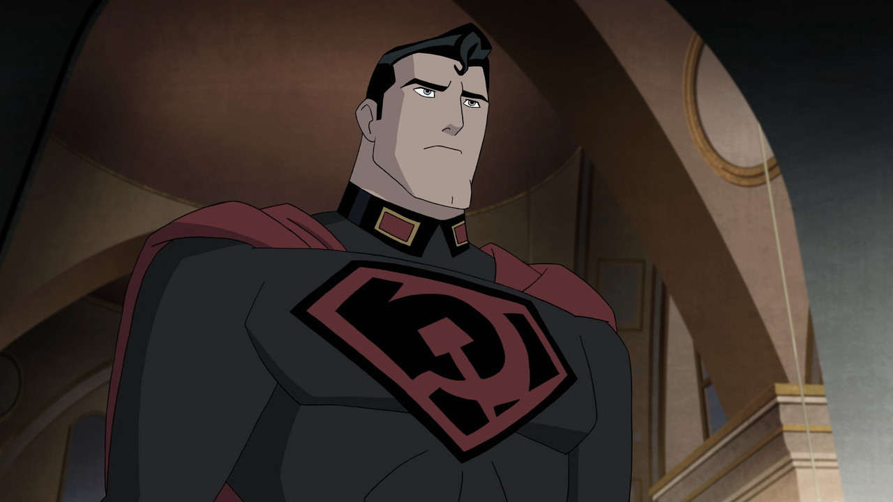 Primera imagen y Reparto de voces de 'Superman Red Son'