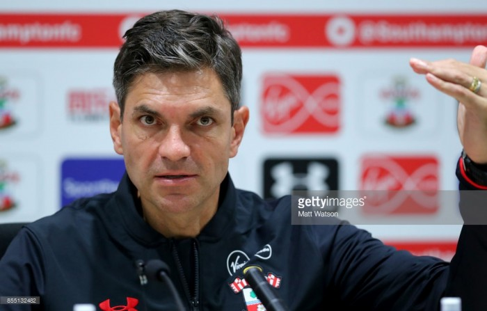 Mauricio Pellegrino urges his side to grab the three points versus Newcastle this weekend