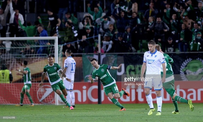Ludogorets 2-1 TSG 1899 Hoffenheim: Bulgarians complete miserable week in Europe for German sides