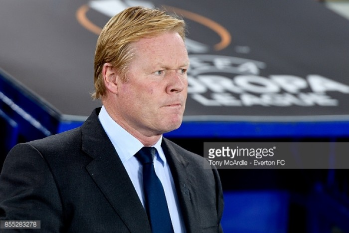 What can Ronald Koeman take from Everton's draw with Apollon Limassol