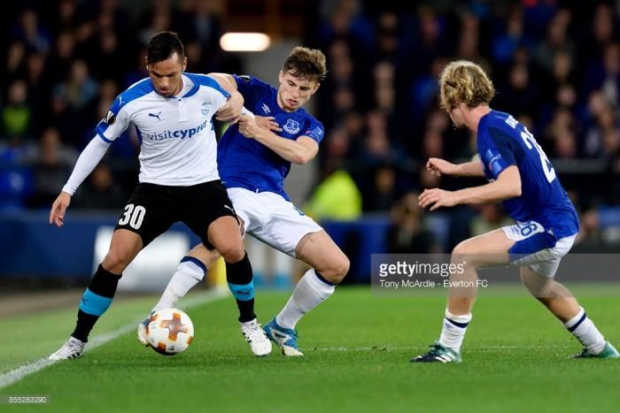 Apollon Limassol vs Everton Preview: Blues travel to Cyprus for Europa League dead rubber