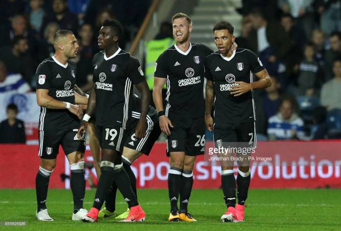 Queens Park Rangers 1-2 Fulham: Johansen gives Cottagers North London derby bragging rights