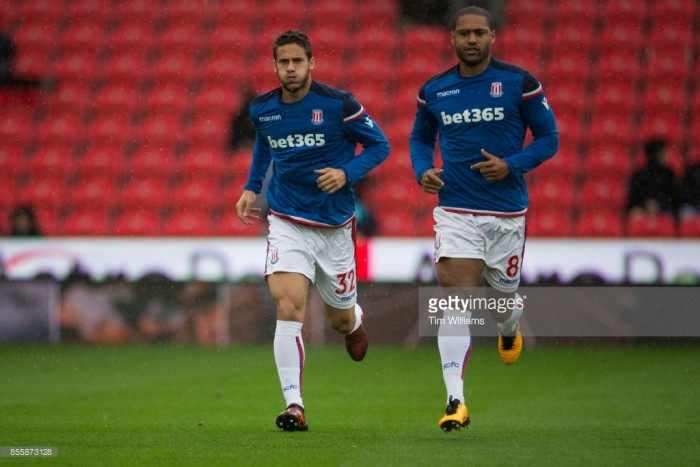 Glen Johnson thrown a lifeline by new Stoke City boss Paul Lambert