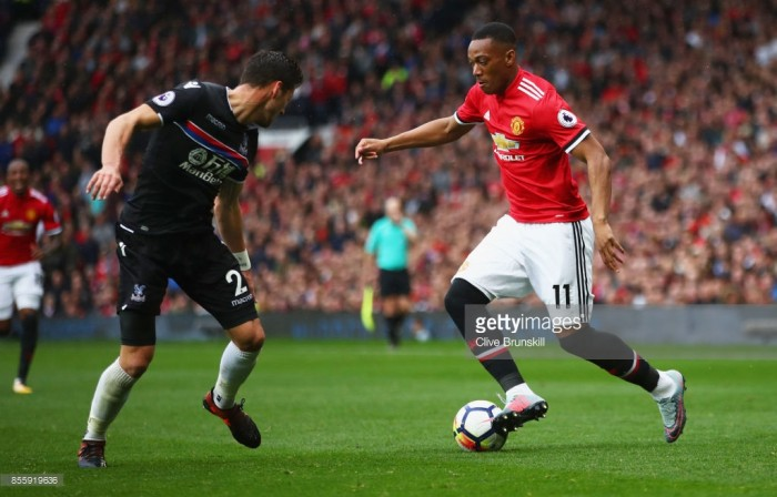 "Thierry Henry tips Anthony Martial to become a ""world-class"" player"