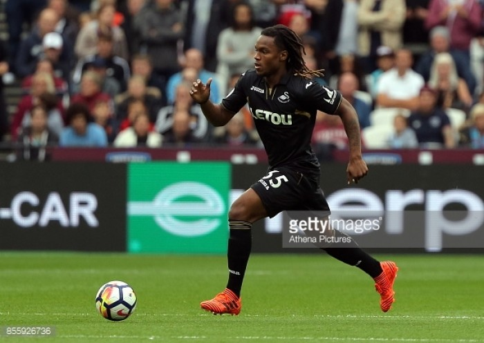 swansea city midfielder renato sanches set to return from injury against leicester city