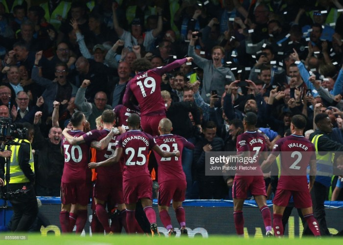 Chelsea 0-1 Manchester City: De Bruyne haunts old side as City outclass the champions