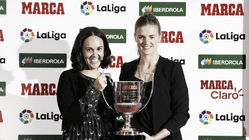 Premio Selección al liderazgo y éxito personal de Irene Paredes