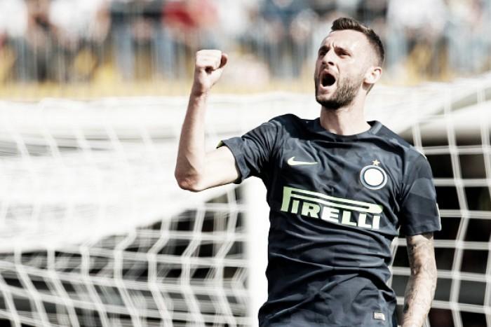 Internazionale sofre pressão do lanterna Benevento, mas vence com dois gols de Brozovic