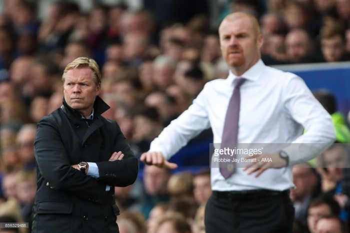 Everton vs Burnley analysis: How the Clarets formulated another impressive away display