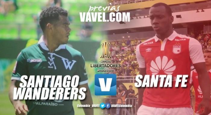 Previa Santiago Wanderers vs Santa Fe Fe: a por el primer paso a fase de grupos