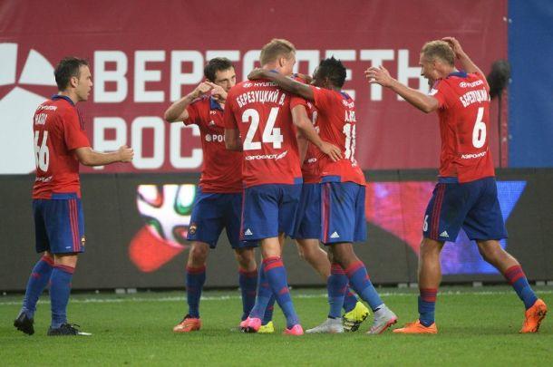 Résultats 6ème Journée Russian Premier League