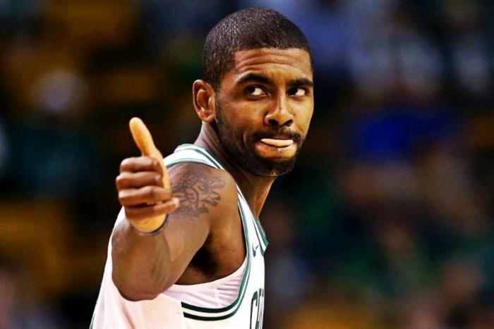 """NBA - Irving su Boston: """"Una città che vive per lo sport"""""""