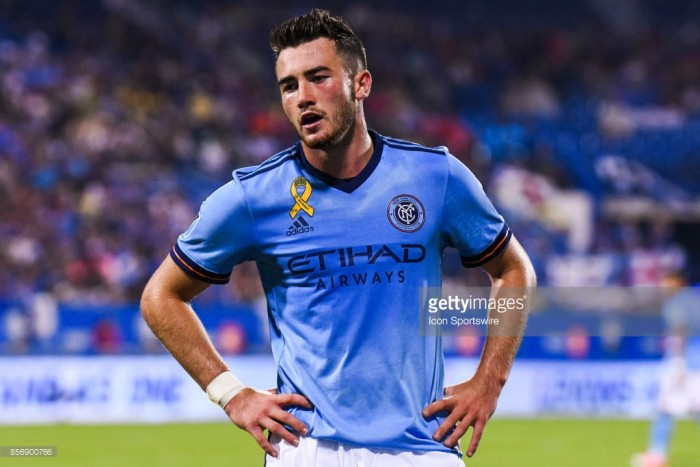 Manchester City sign English MLS starlet Jack Harrison, loaning him straight to Middlesbrough