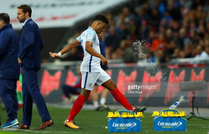 England 1-0 Slovenia: Mixed emotions as hosts qualify for the World Cup but raise concerns with poor performance