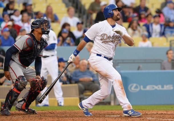 Los Angeles Dodgers Power Past Atlanta Braves Late 6-3
