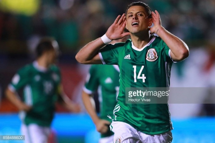 Mexico come back to secure CONCACAF's first World Cup place