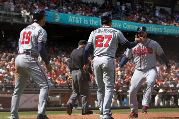 Atlanta Braves Complete Comeback; Defeat San Francisco Giants 7-5