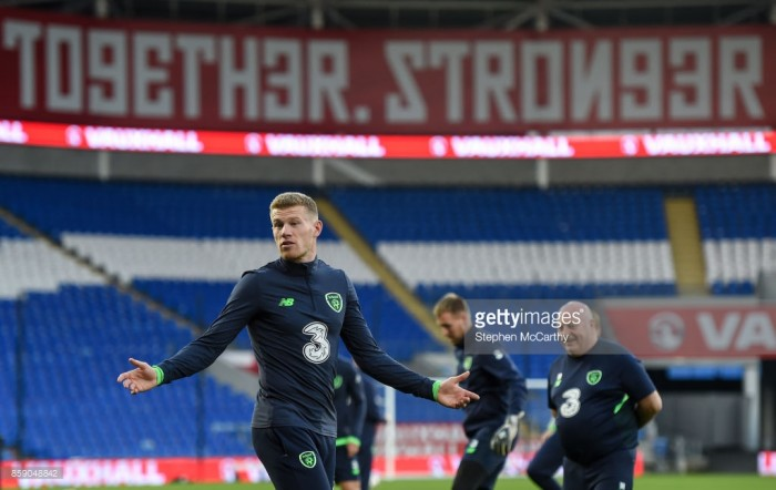 James McClean Ruins Wales And Keeps Irish World Cup Hopes Alive