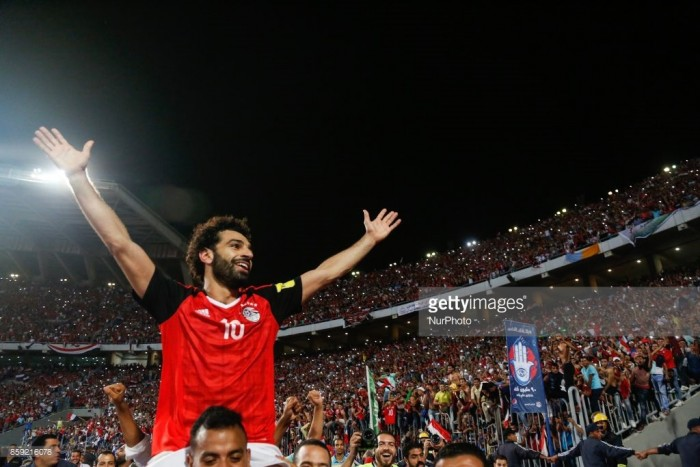 Mo Salah: The Liverpool man carrying a greater burden for his country than Lionel Messi