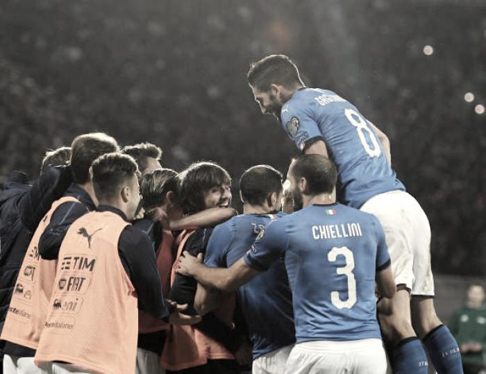 Com a Itália, confira as seleções que disputarão a repescagem europeia por vaga na Copa