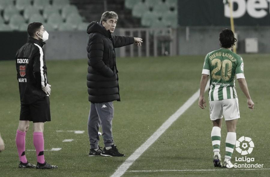 """Pellegrini: """"Las actuaciones del equipo nos permiten tener ilusión"""""""