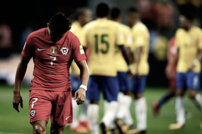 O declínio do Chile: de bicampeão da Copa América a fora da Copa do Mundo