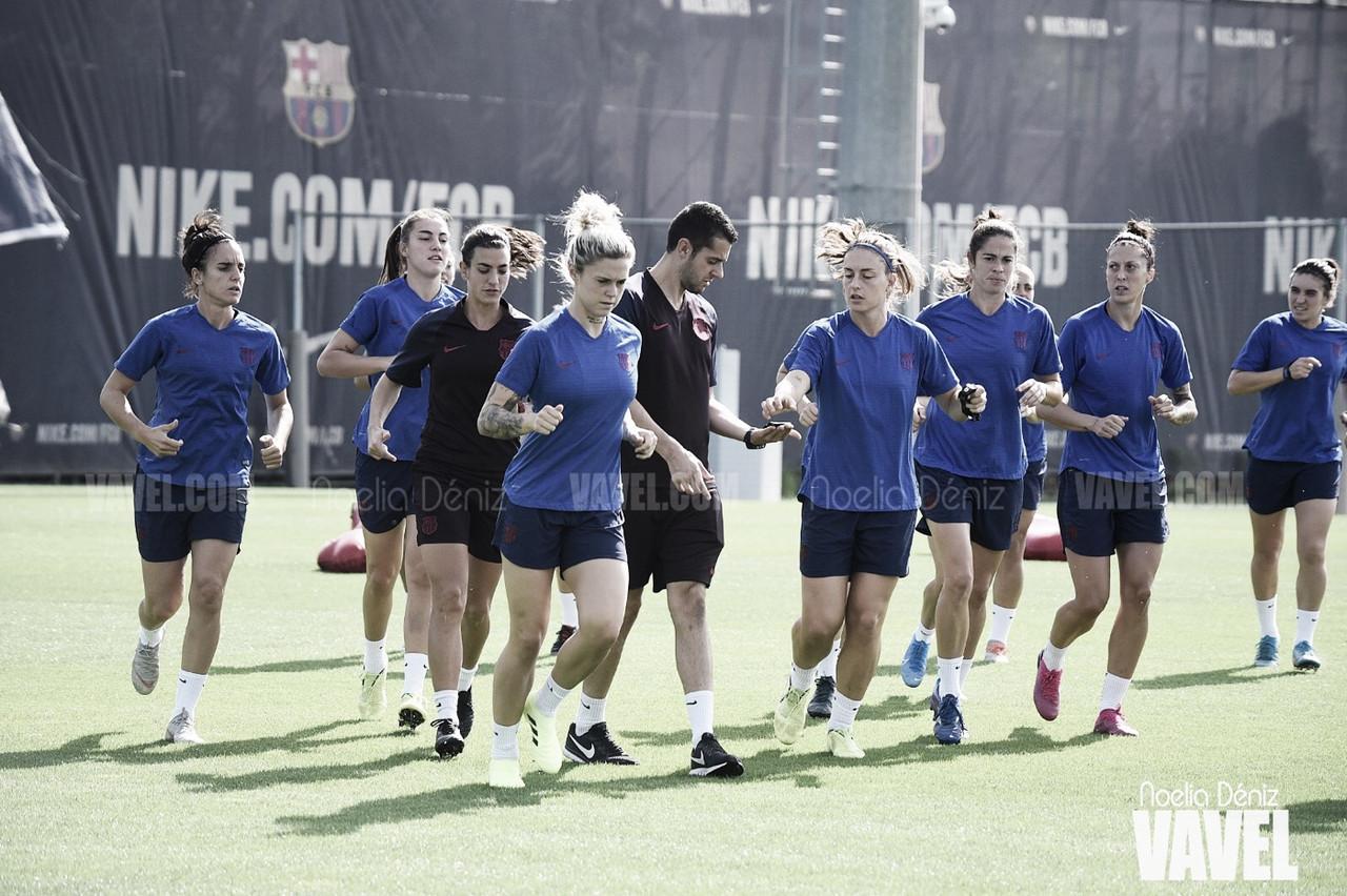 El Fútbol Club Barcelona colabora con la FIFA en un estudio científico sobre el fútbol femenino